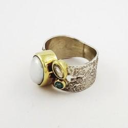 Sidabrinis žiedas 8.93g