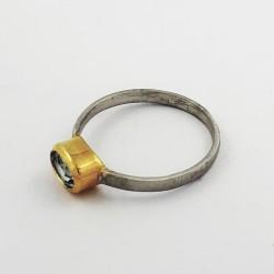 Sidabrinis žiedas 1.27g