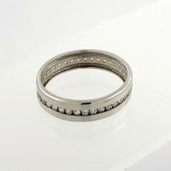 Sidabrinis žiedas su...