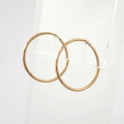 Auksiniai auskarai 0.9g