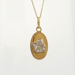 Auksinis pakabukas 0.68g