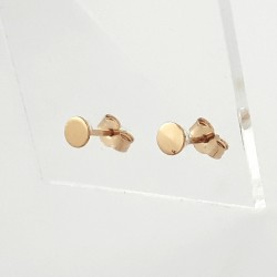 Auksiniai auskarai 0.49g