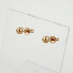 Auksiniai auskarai 0.70g