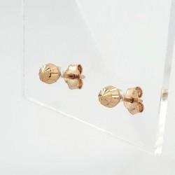 Auksiniai auskarai 0.67g