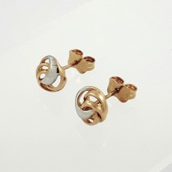 Auksiniai auskarai 1.43 g