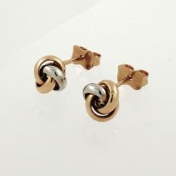Auksiniai auskarai 1.35 g