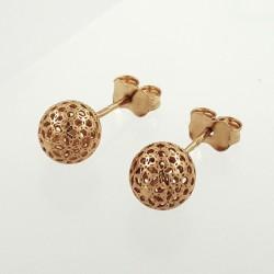 Auksiniai auskarai 1.26 g