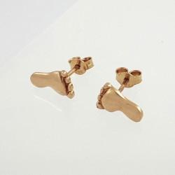 Auksiniai auskarai 1.13 g
