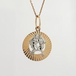 Auksinis pakabukas 0.99 g